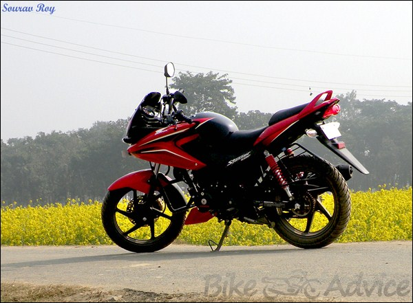 Honda CBF Stunner Review BikeAdvice (1)