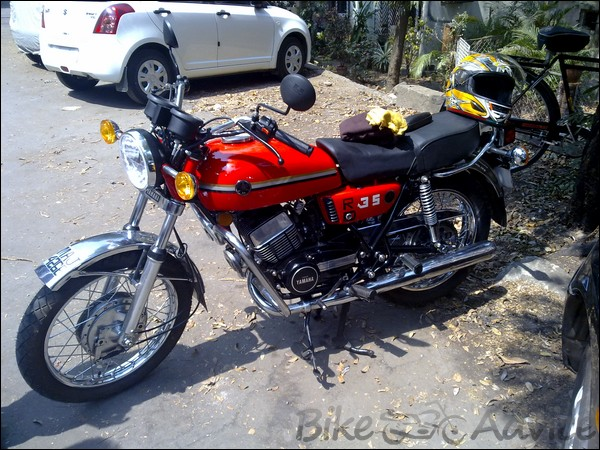 Yamaha Rd350 History Of India S First Sportsbike