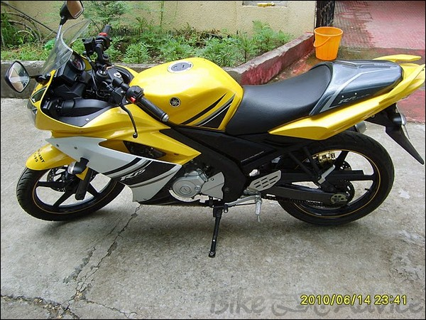 Yamaha R15 Review by Pranjal