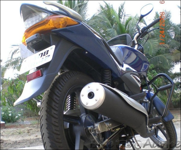 Hero Honda CBZ Xtreme Review by Jovito