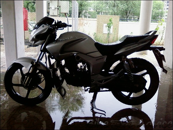 Hero Honda Hunk Review