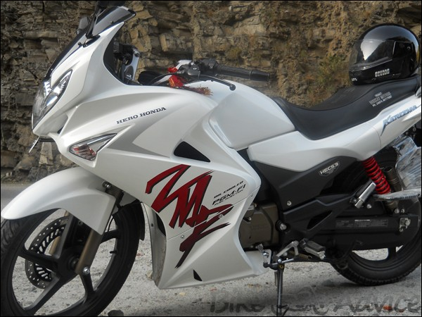 Hero Honda Karizma ZMR Review
