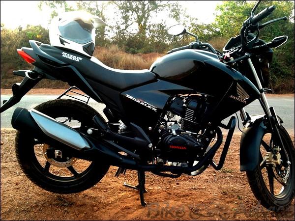 Honda CB Unicorn Dazzler Review by Royson D'souza