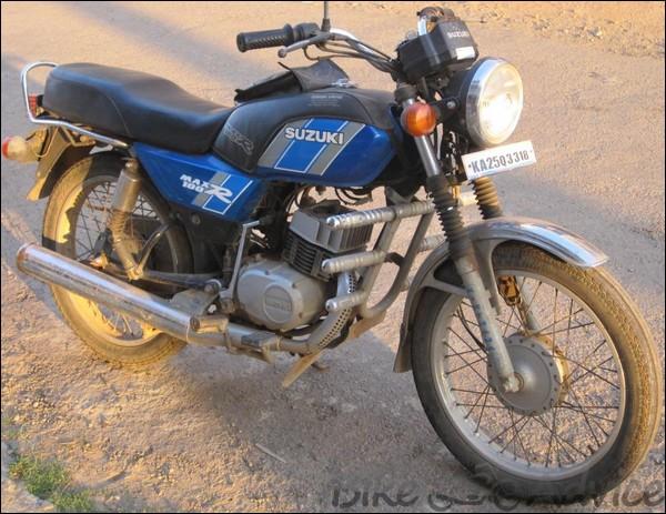 Suzuki Max R Mileage