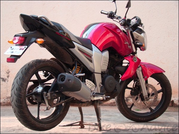 Yamaha Fz16 Ownership Review By Abhilash