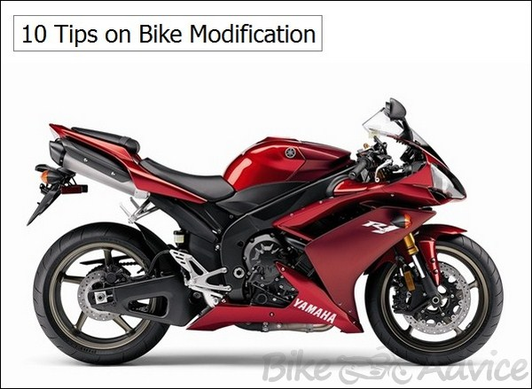10 Tips On Bike Modifications Bikeadvice In