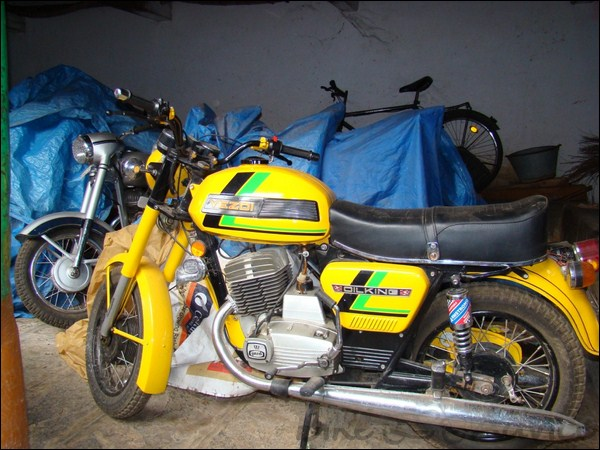 Jawa Motorcycles In India