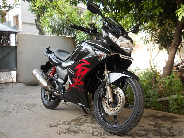 Hero Honda Karizma ZMR Review by Mahindra