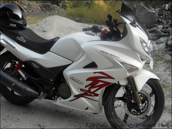 Hero Honda Karizma Zmr Review By Manish Sharma