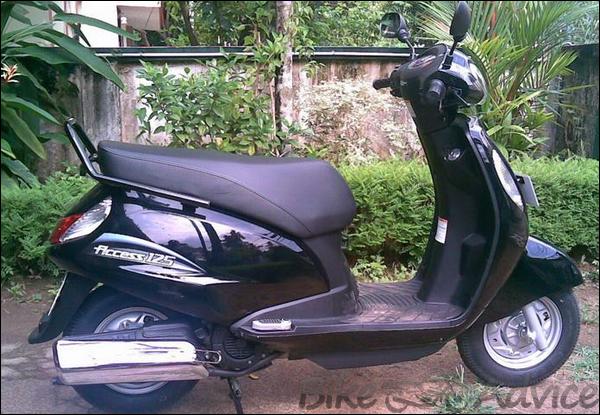 New Ktm Scooty Price >> Suzuki Access 125 Review by Venkata