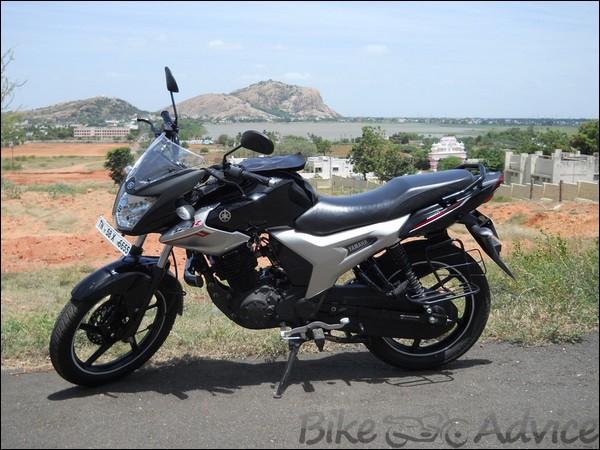 Sz R Yamaha