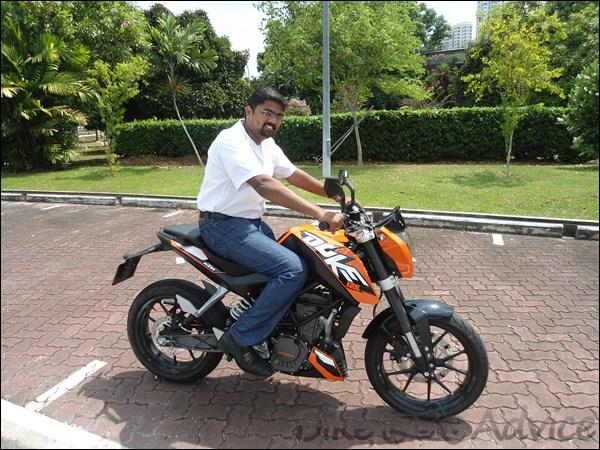 Ktm Duke On Road Price In India