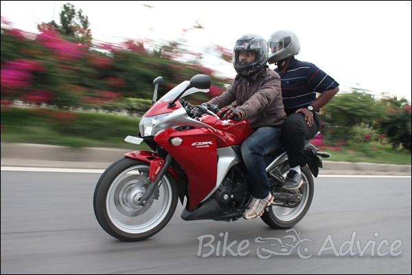 Honda Cbr250r 4500kms Ownership Review By Sharat