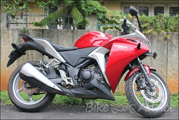 Honda CBR250R - 4500KMs Ownership Review by Sharat
