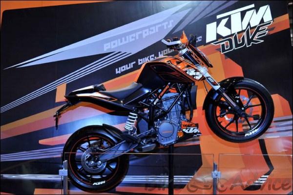 ktm duke 150cc & 250cc for indonesia? | bikeadvice.in