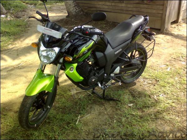 Yamaha Fz Starter Bike