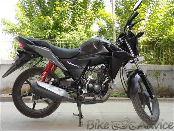 Honda Cb Twister Review And Road Test