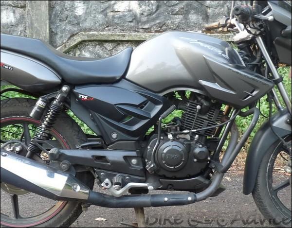 TVS Apache Fi 160 Review by Gautam