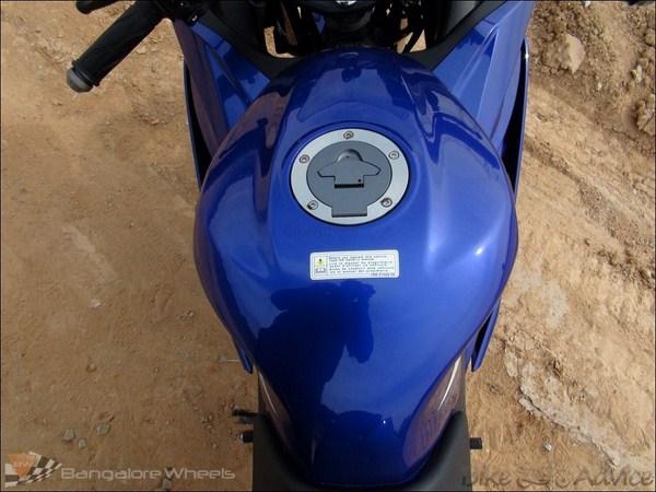 Yamaha R Version  Review