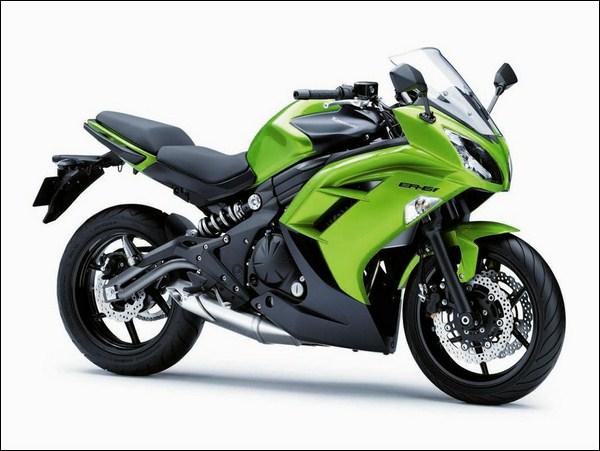 2012 Kawasaki Ninja 650r Preview Bikeadvicein
