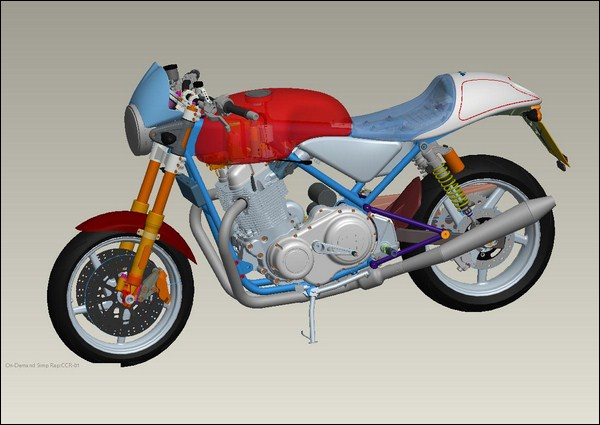 motorcycle manufacturing