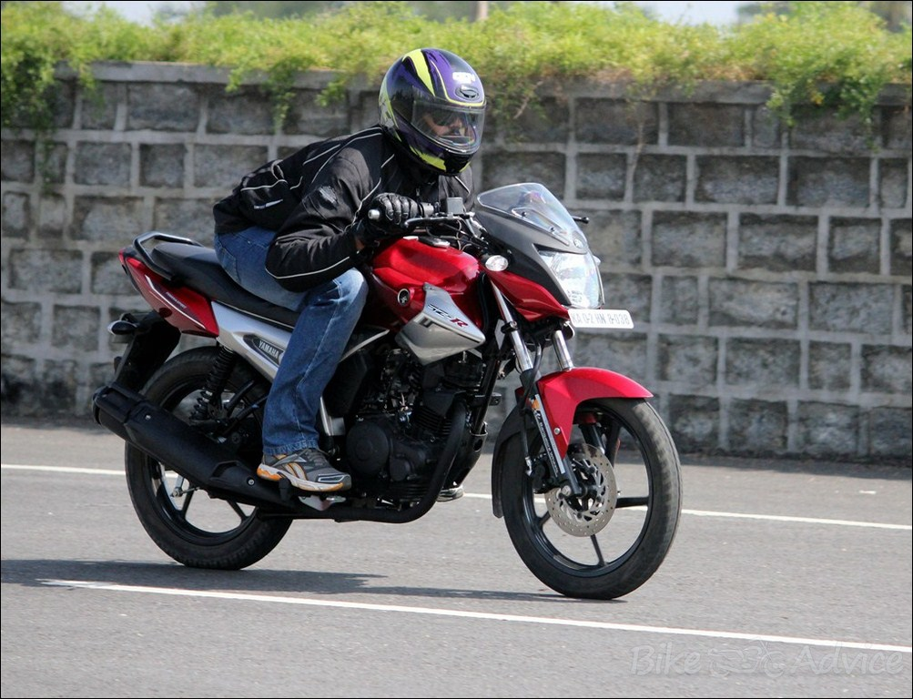 Yamaha R Road Test