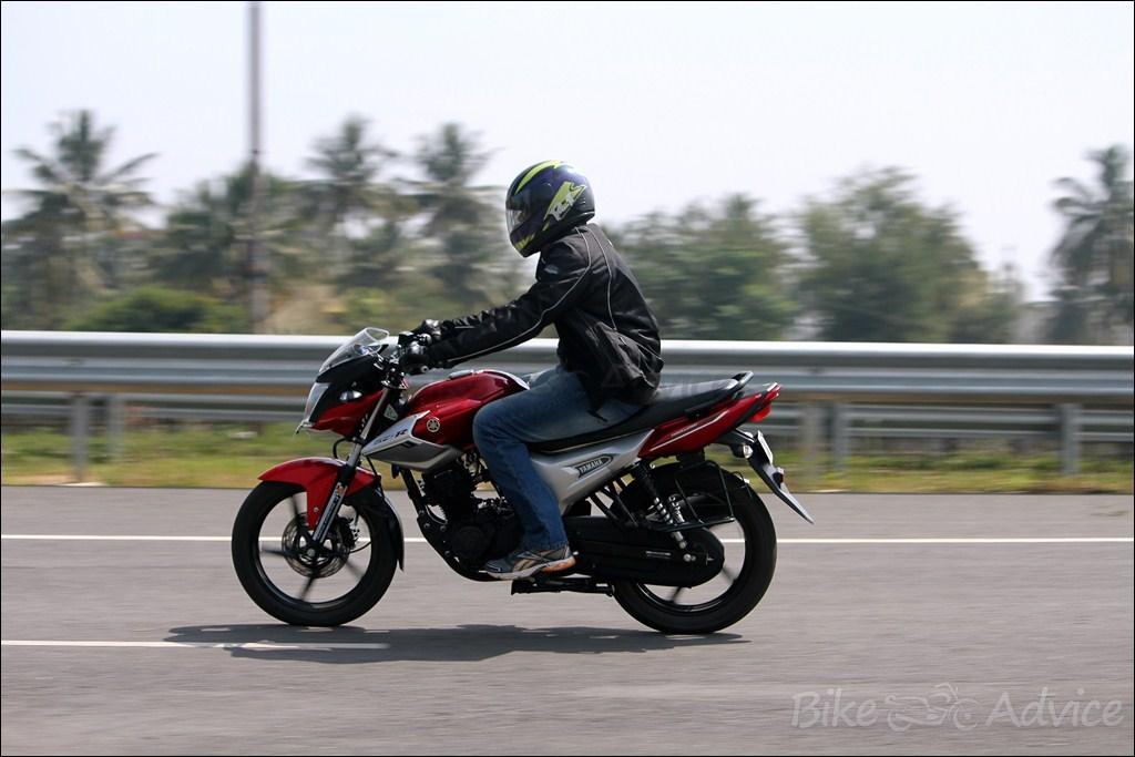 Yamaha Sz R Review