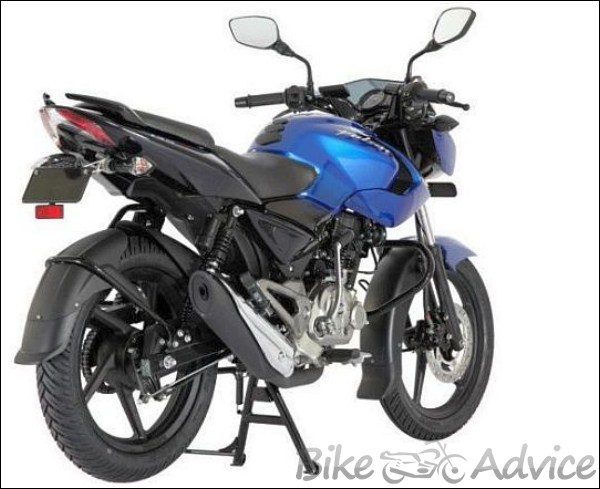 Pulsar 135ls Is Now Available With Speed Lines Bikeadvice In