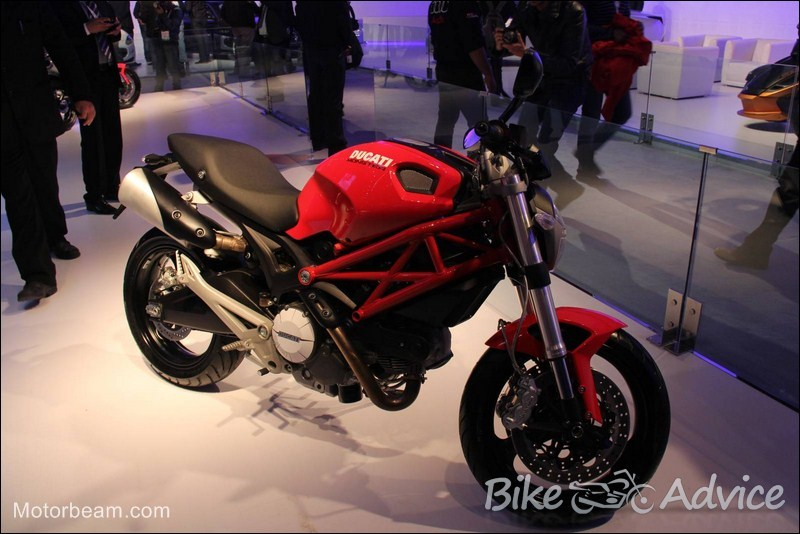 ducati monster 795 now available for 5.99 lakhs - price drop1