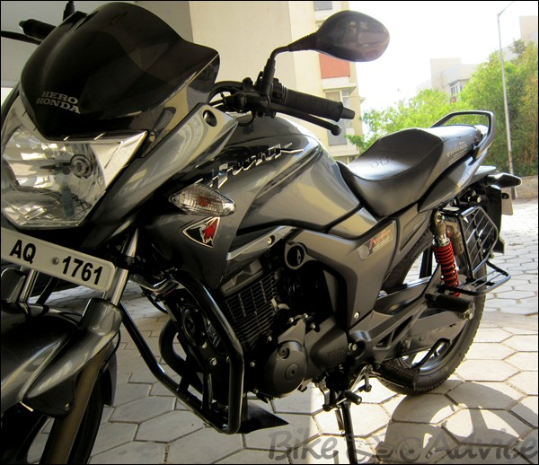 Hero Honda Hunk Review By Pratap