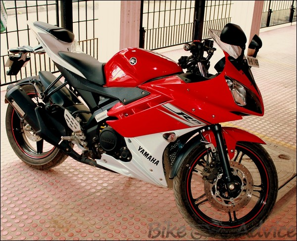 Yamaha Yzf R15 Version 2 0 Ownership Review By Ajay