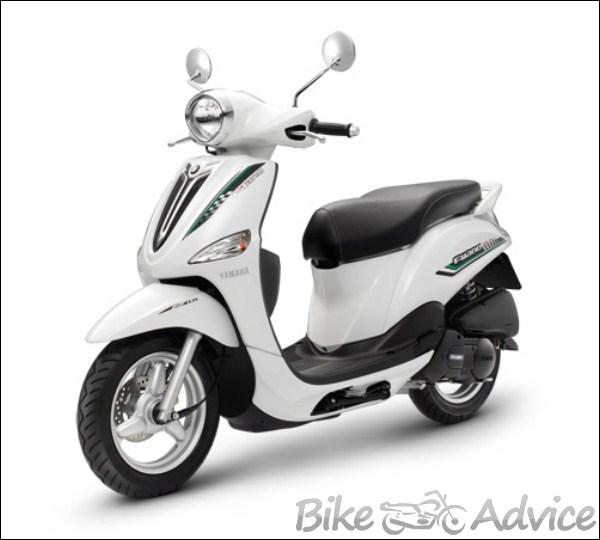 Yamaha Motorcycle Laos