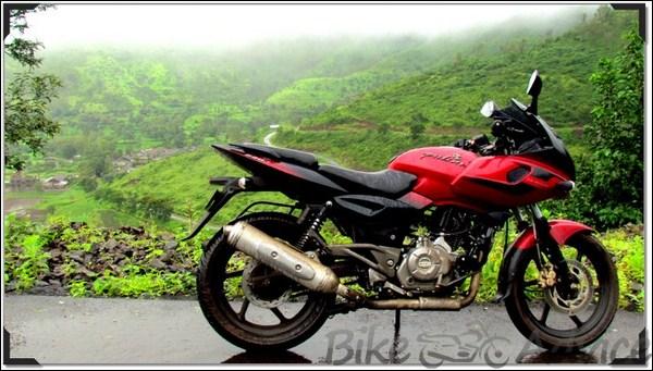 bajaj pulsar 220f 8500 kms review by manish singhal bikeadvice in