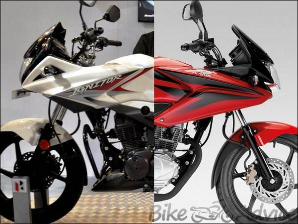 Hero Ignitor Vs Honda Stunner Comparison