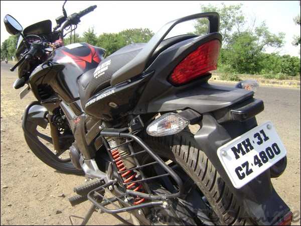 Hero Honda Hunk Review By Rakesh Patel