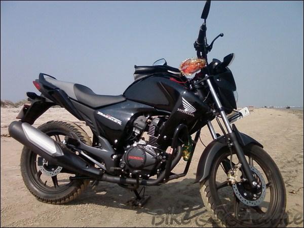 Honda CB Unicorn Dazzler Review by Ravi Teja