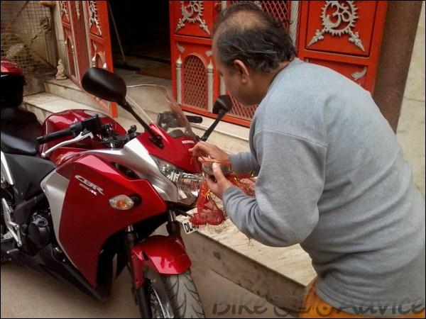 Honda CBR250R Review by Atul Agnihotri