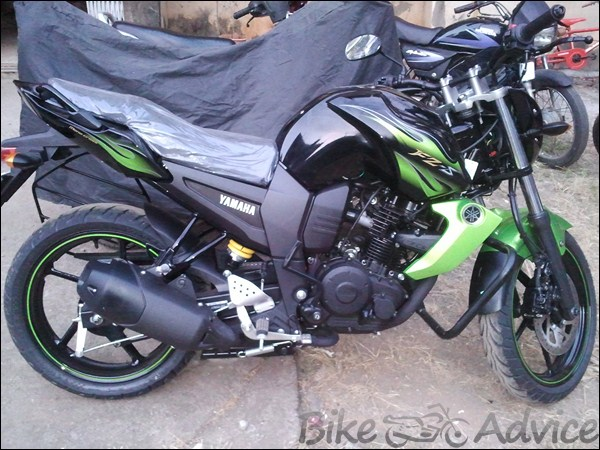 Yamaha Fz S 2000 Kms Review By Durvankur