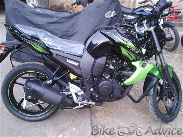Yamaha Fz Price In Bangalore