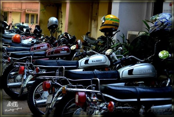 Yamaha RD350 Meet Bangalore by Abhilash Bharadwaj BikeAdvice (6)