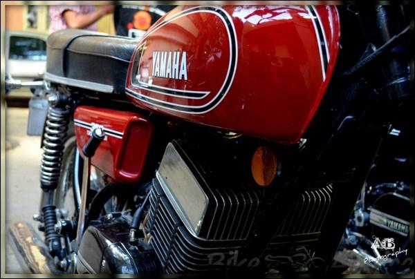 Yamaha RD350 Meet Bangalore by Abhilash Bharadwaj BikeAdvice (7)