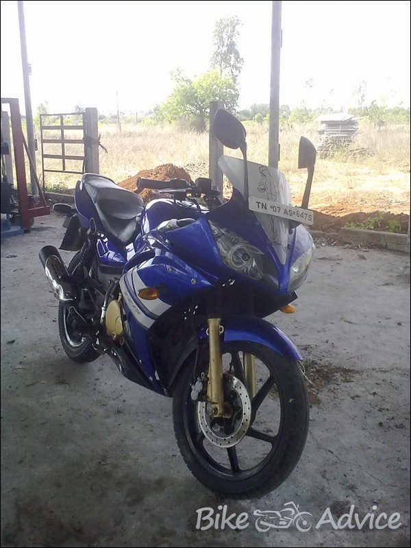 Bajaj Pulsar With R15 S Looks Modifications Done For Rs