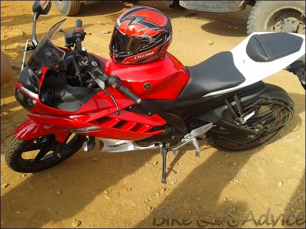 Yamaha Yzf R15 Review By Chinmay Sawarkar