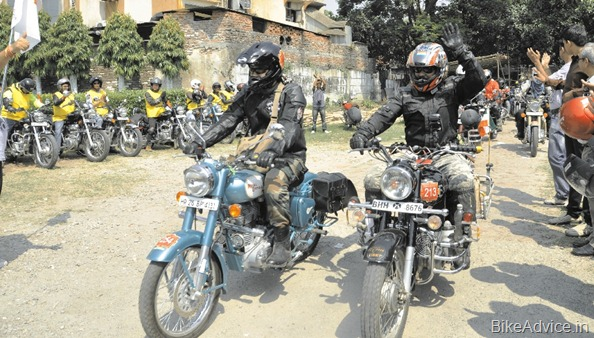 Bike Tour India- Royal Enfield2