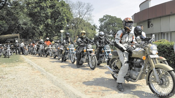 Bike Tour India- Royal Enfield
