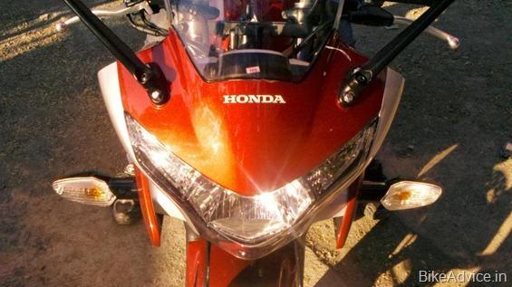 Honda CBR250 India Review