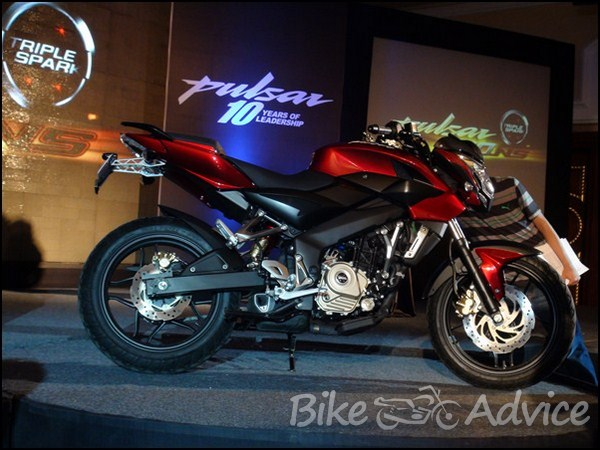 pulsar 200 ns India release