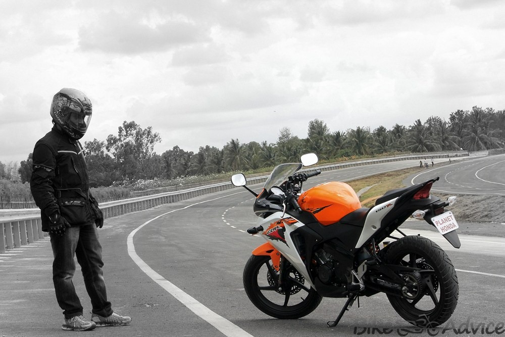 All Bike Reviews  Honda CBR150R 2012 India Road Test and Review