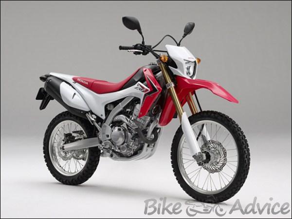Honda Crf250l Motorcycle May Come To India Off Road Bikes