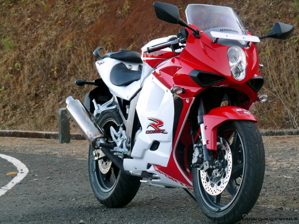 Bikes In India Review Hyosung GT R review